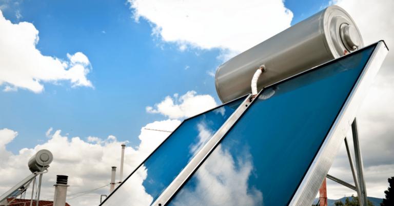 solar powered heaters